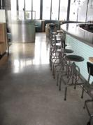 polished concrete flooring in Portland.